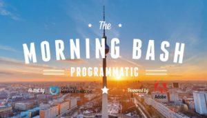 The Morning Bash kommt nach Berlin: Stargast Jan Heitmann und viele Top-Experten warten auf dich