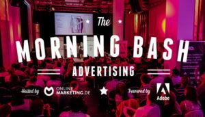 Kundengewinnung, DSGVO und Erlebnisse: The Morning Bash 2018 in München